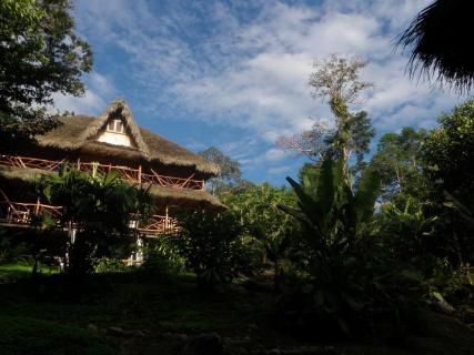 Eco-Hostal Pakay Tena Ecuador