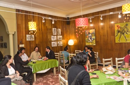 El Manso's restaurant